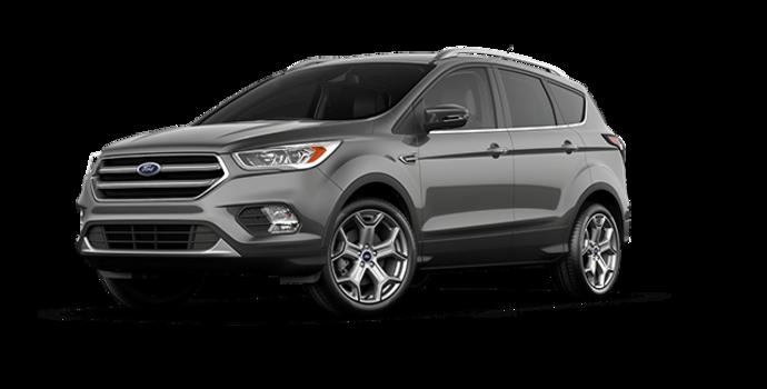 2017 Ford Escape TITANIUM   Photo 6   Magnetic