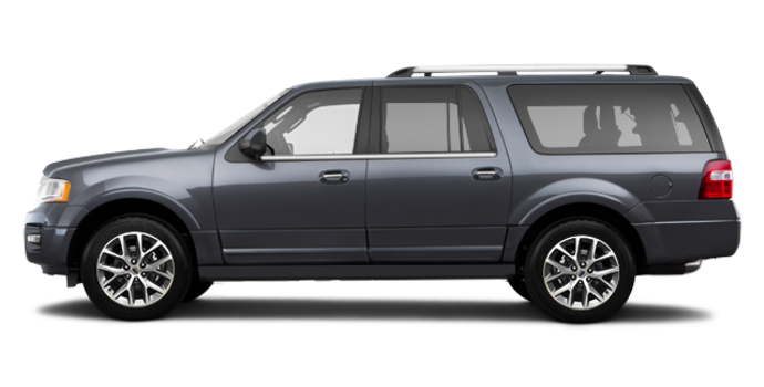 2017 Ford Expedition LIMITED MAX   Photo 4   Magnetic Metallic