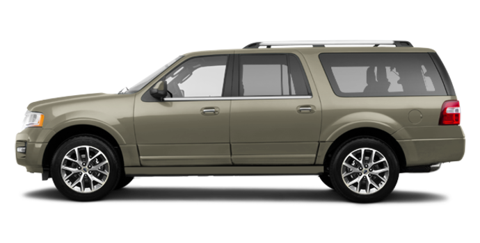 2017 Ford Expedition LIMITED MAX   Photo 4   White Gold Metallic