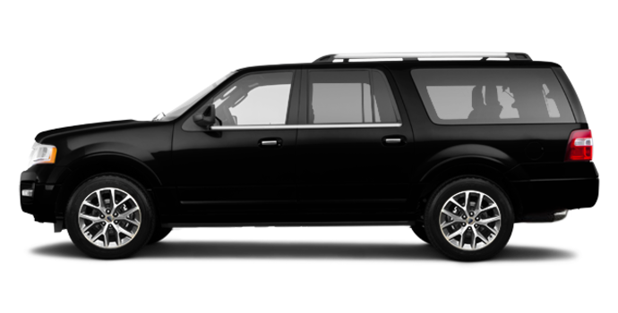 2017 Ford Expedition LIMITED MAX   Photo 4   Shadow Black