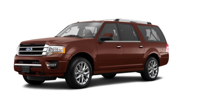 2017 Ford Expedition LIMITED MAX   Photo 6   Bronze Fire Metallic