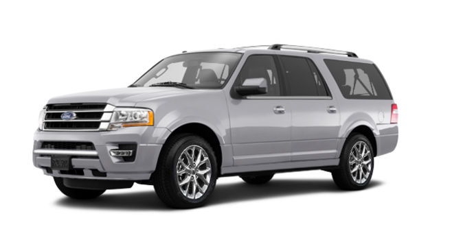 2017 Ford Expedition LIMITED MAX   Photo 6   Ingot Silver Metallic