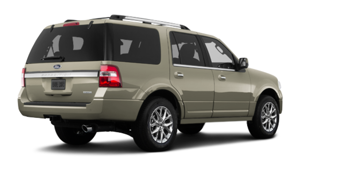 2017 Ford Expedition LIMITED | Photo 5 | White Gold Metallic
