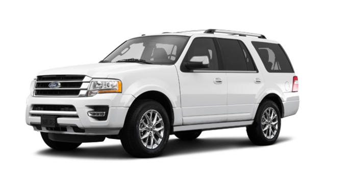 2017 Ford Expedition LIMITED | Photo 6 | White Platinum Metallic