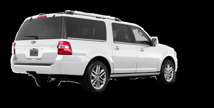 2017 Ford Expedition PLATINUM MAX   Photo 5   White Platinum Metallic