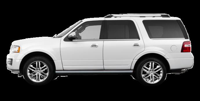 2017 Ford Expedition PLATINUM | Photo 4 | White Platinum Metallic