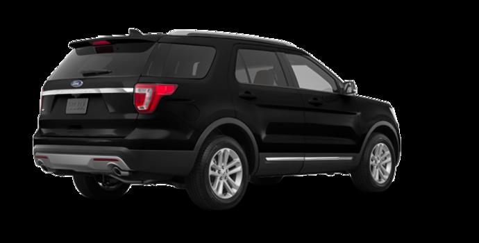 2017 Ford Explorer XLT | Photo 5 | Shadow Black