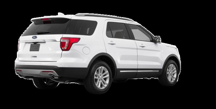 2017 Ford Explorer XLT | Photo 5 | White Platinum