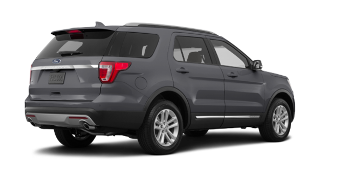 2017 Ford Explorer XLT | Photo 5 | Magnetic Grey