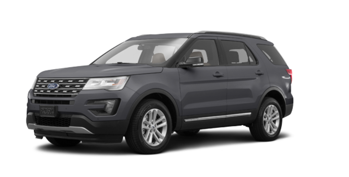 2017 Ford Explorer XLT | Photo 6 | Magnetic Grey