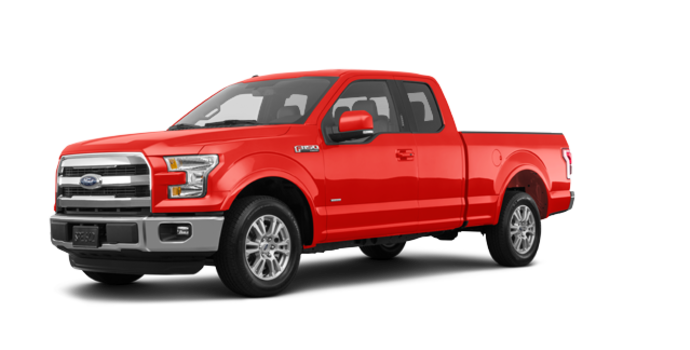 2017 Ford F-150 LARIAT | Photo 6 | Race Red