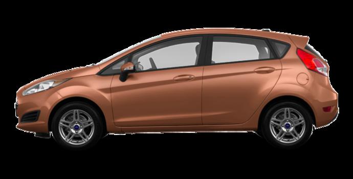 2017 Ford Fiesta Hatchback SE | Photo 4 | Chrome Copper