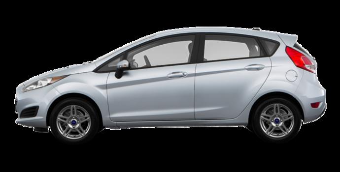 2017 Ford Fiesta Hatchback SE | Photo 4 | Ingot Silver