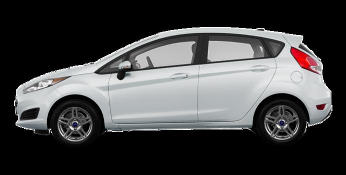 2017 Ford Fiesta Hatchback SE | Photo 4 | Oxford White