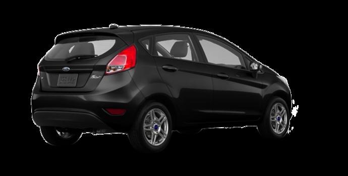 2017 Ford Fiesta Hatchback SE | Photo 5 | Shadow Black