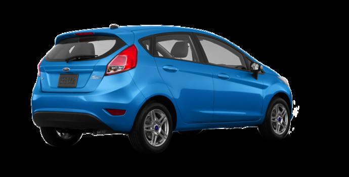 2017 Ford Fiesta Hatchback SE | Photo 5 | Blue Candy