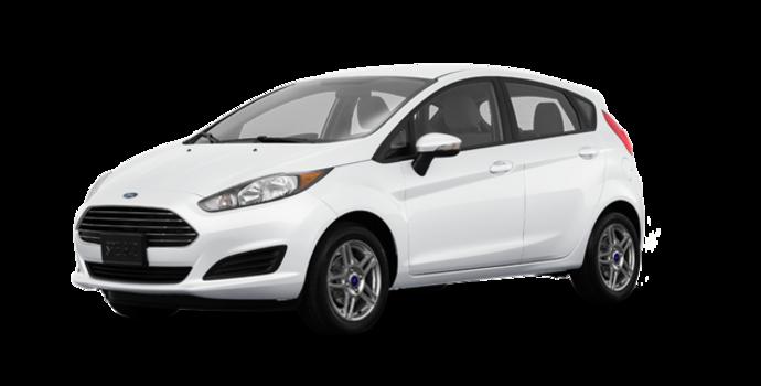 2017 Ford Fiesta Hatchback SE | Photo 6 | White Platinum