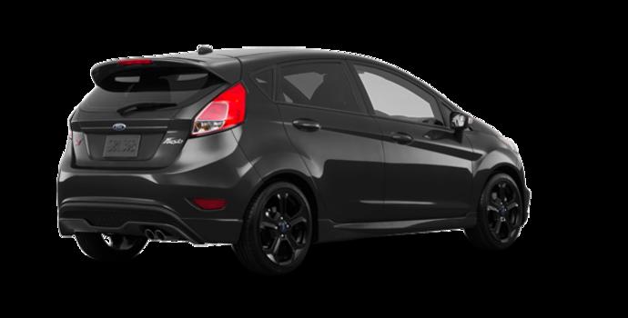 2017 Ford Fiesta Hatchback ST   Photo 5   Shadow Black