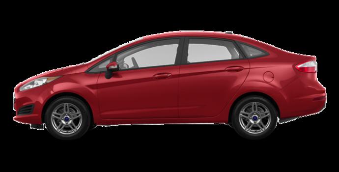 2017 Ford Fiesta Sedan SE | Photo 4 | Ruby Red