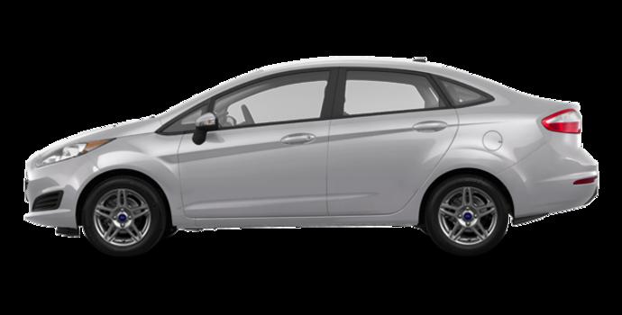 2017 Ford Fiesta Sedan SE | Photo 4 | Ingot Silver