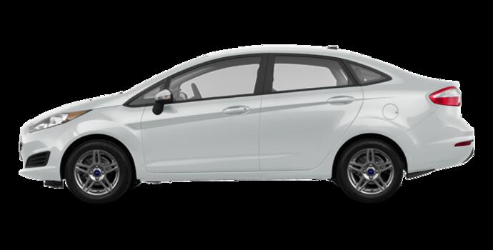 2017 Ford Fiesta Sedan SE | Photo 4 | Oxford White