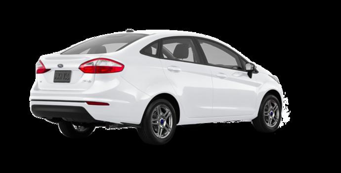 2017 Ford Fiesta Sedan SE | Photo 5 | White Platinum