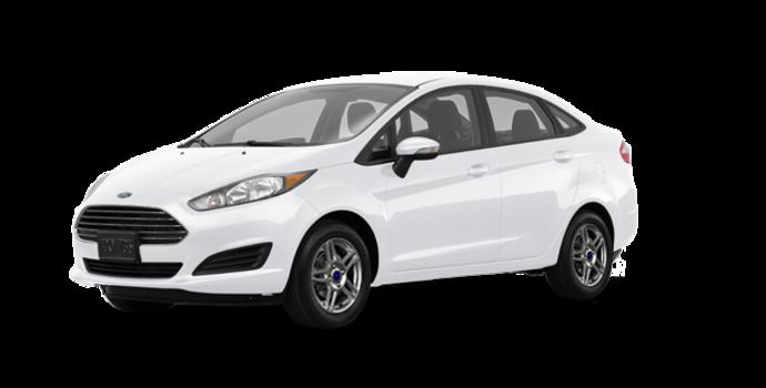 2017 Ford Fiesta Sedan SE | Photo 6 | White Platinum