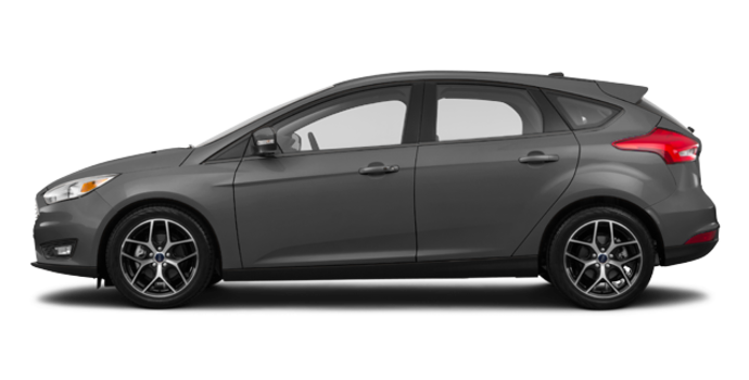 2017 Ford Focus Hatchback SE | Photo 4 | Magnetic