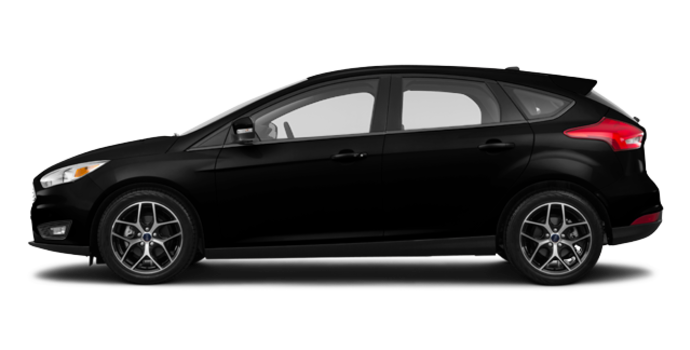 2017 Ford Focus Hatchback SE | Photo 4 | Shadow Black