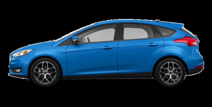2017 Ford Focus Hatchback SE | Photo 4 | Blue Candy