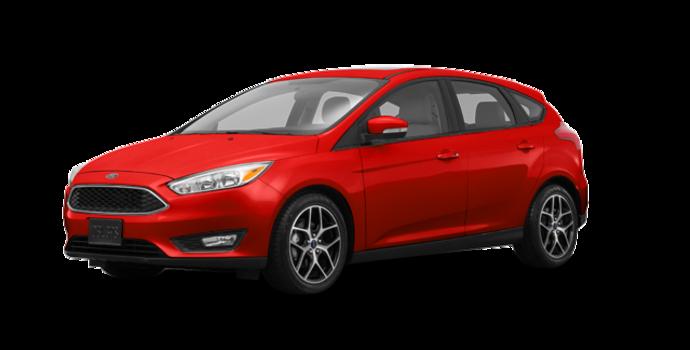 2017 Ford Focus Hatchback SE | Photo 6 | Race Red