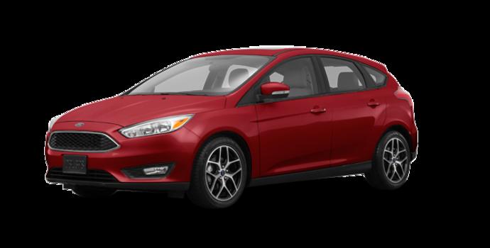 2017 Ford Focus Hatchback SE | Photo 6 | Ruby Red