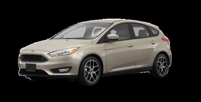 2017 Ford Focus Hatchback SE | Photo 6 | White Gold