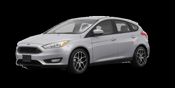 2017 Ford Focus Hatchback SE | Photo 6 | Ingot Silver