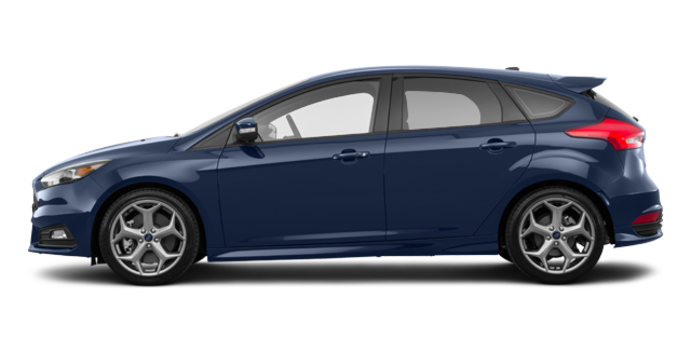 2017 Ford Focus Hatchback ST | Photo 4 | Kona Blue