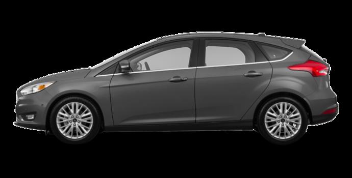 2017 Ford Focus Hatchback TITANIUM | Photo 4 | Magnetic