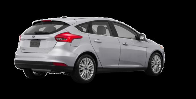 2017 Ford Focus Hatchback TITANIUM | Photo 5 | Ingot Silver