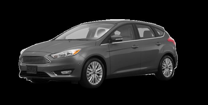 2017 Ford Focus Hatchback TITANIUM | Photo 6 | Magnetic