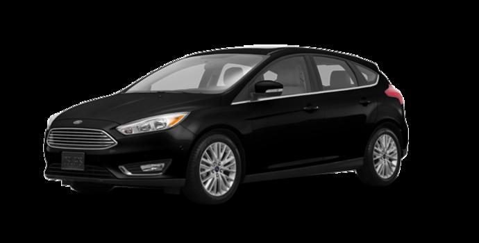 2017 Ford Focus Hatchback TITANIUM | Photo 6 | Shadow Black