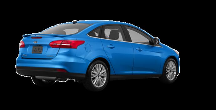 2017 Ford Focus Sedan TITANIUM | Photo 5 | Blue Candy Metallic