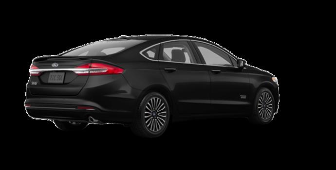 2017 Ford Fusion Energi PLATINUM | Photo 5 | Shadow Blakc