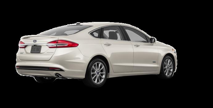 2017 Ford Fusion Energi TITANIUM | Photo 5 | White Gold