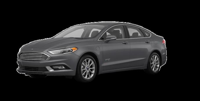 2017 Ford Fusion Energi TITANIUM | Photo 6 | Magnetic
