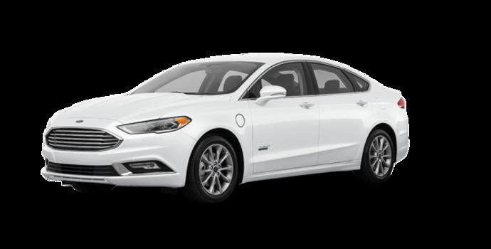 2017 Ford Fusion Energi TITANIUM | Photo 6 | White Platinum