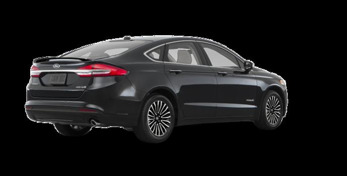 2017 Ford Fusion Hybrid TITANIUM | Photo 5 | Shadow Blakc