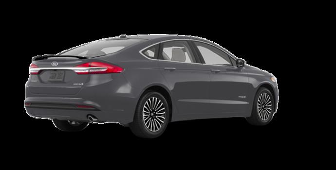 2017 Ford Fusion Hybrid TITANIUM | Photo 5 | Magnetic