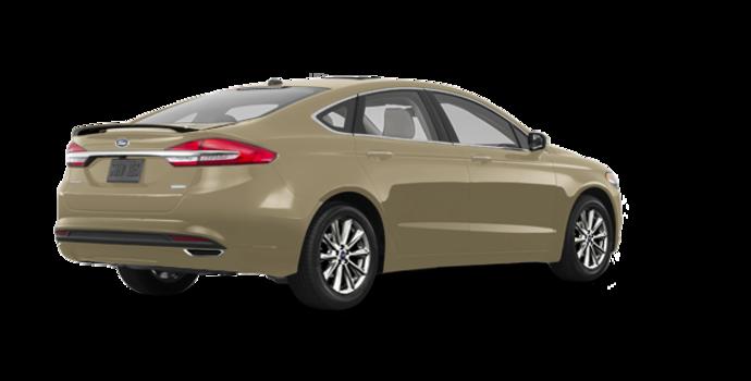 2017 Ford Fusion PLATINUM | Photo 5 | White Gold