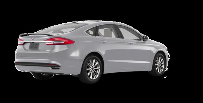 2017 Ford Fusion PLATINUM | Photo 5 | Ingot Silver