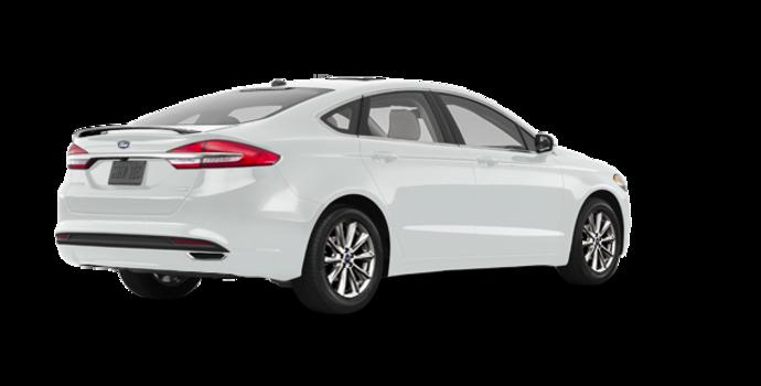 2017 Ford Fusion PLATINUM | Photo 5 | White Platinum