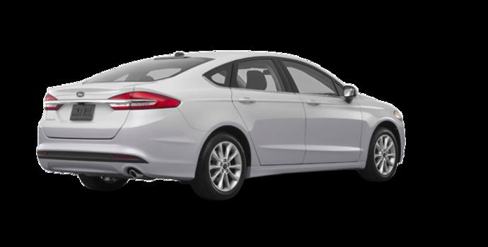 2017 Ford Fusion S | Photo 5 | Ingot Silver